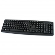 Tastatura ActiveJet K-1012 Black USB