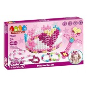 Little Treasures Creative Chain Link Snap Together Building Set That Comes with 445 Pieces So Children Can Build What Ever Their Intelligent Mind Can Possibly Imagine!