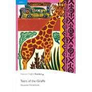 Level 4: Tears of the Giraffe Book and MP3 Pack by Alexander McCall Smith