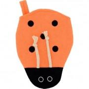 Little Twig Lady Bug Bath Mitt - 1 Sponge