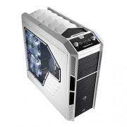Aerocool XPredator X3 Case Big Tower per PC, Bianco, Nero