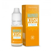 E-liquide Harmony CBD au gout de cannabis Mango Kush