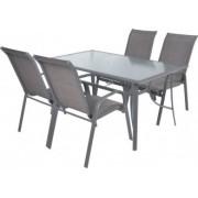 Set masa si patru scaune HECHT SOFIA