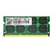 Transcend Mémoire RAM PC3-8500 4 Go 1066 MHz CL7 SoDIMM DDR3