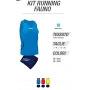 Zeus- Completo Runnig Kit Running Fauno