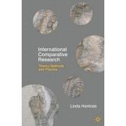 International Comparative Research by Linda Hantrais