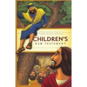 Children's Illustrated New Testament-OE-Easy-To-Read by World Bible Translation Center