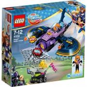 DCSG - Batgirl Batjet-achtervolging