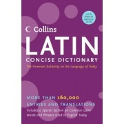 Collins Latin Concise Dictionary by Harper Collins Publishers