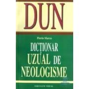 Dictionar uzual de neologisme - Florin Marcu
