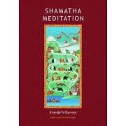Buddhist Shamatha Meditation by Jakob Lescgky