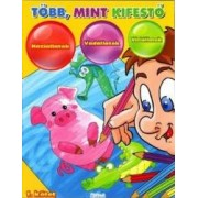 Tobb Mint Kifesto. O lume de colorat Vol.1 Animale salbatice animale domestice animale marine