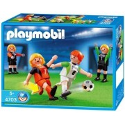 Playmobil Girls Soccer Team