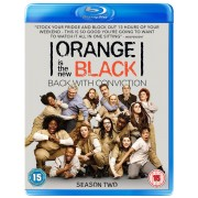 Orange is the New Black - Season 2 [Blu-ray] [2015]