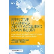 Effective Learning after Acquired Brain Injury by Graham Lowings