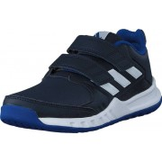 Adidas Sport Performance Fortagym Cf K Legend Ink F17/Ftwr White/Coll, Skor, Sneakers & Sportskor, Sneakers, Svart, Blå, Unisex, 28