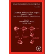 Quantum Efficiency in Complex Systems, Part II: From Molecular Aggregates to Organic Solar Cells: Volume 85 by Uli W