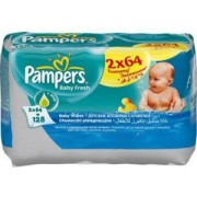 Pampers Servetele Baby Fresh Duo