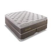 Colchão Sealy Molas Posturetech Posturepedic Ecolife - Colchão Queen Size-1,58x1,98x0,33-Sem Cama Box