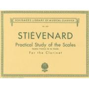 Practical Study of the Scales for the Clarinet/Estudios Practicos de Las Escalas Para Clariente by Emile Stievenard