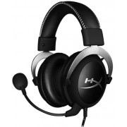 Casti Stereo cu microfon Kingston HyperX CloudX Pro Gaming (Negru)