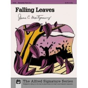 Falling Leaves by June C Montgomery