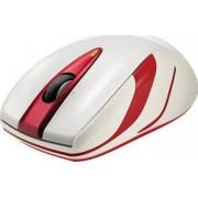 Mouse Logitech M525 Laser Nano Unifying Cordless Pearl White