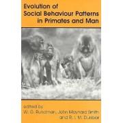 Evolution of Social Behaviour Patterns in Primates and Man by John Maynard Smith