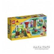 LEGO DUPLO Джейк и пиратите: Скривалището на пиратите от Невърленд