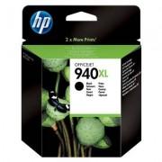 HP 940XL svart bläckpatron med hög kapacitet, original
