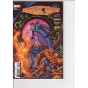 """"""" Feux D'artifice À Las Vegas """" ( Captain America / The Pulse / Fantastic Four / The New Avengers ) : Marvel Icons N° 18 ( Octobre 2006 )"""