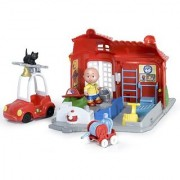 Caillou-Fire Station Playset