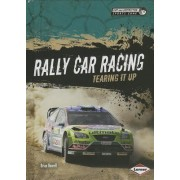 Rally Car Racing by Brian Howell