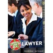 What's it Like to be a...? Lawyer by Elizabeth Dowen