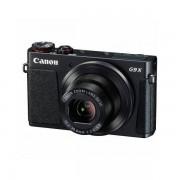 Aparat foto compact Canon PowerShot G9 X 20.2 Mpx zoom optic 3x WiFi Negru