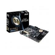 Tarjeta Madre ASUS ATX Z170-K 5X Protection II, S-1151, Intel Z170, HDMI, USB 2.0/3.1, 64GB DDR4, para Intel ― Requiere Actualización de BIOS para trabajar con Procesadores de 7ma Generación