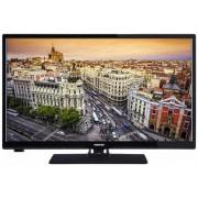 "Televizor LED Toshiba 61 cm (24"") 24W1633DG, HD Ready, CI+ (Negru) + Serviciu calibrare profesionala culori TV"
