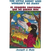 The Little Ghost Who Wouldn't Go Away by Joseph J Ruiz