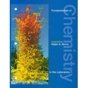 Fundamentals of Chemistry in the Laboratory by Ralph A. Burns