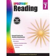 Spectrum Reading Workbook, Grade 7 by Spectrum