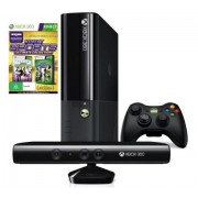 Consola Xbox 360 E 500 GB Kinect Bundle + joc Kinect Sports Ultimate