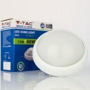 Aplique LED 12w»60W Luz Quente 840Lm RW DOME