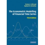 The Econometric Modelling of Financial Time Series by Terence C. Mills