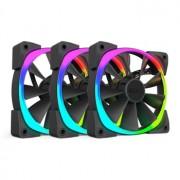 Set 3 ventilatoare 140 mm NZXT Aer RGB PWM