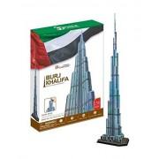 Burj Khalifa Dubai 3D Puzzle rompecabezas