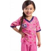 Doktor McStuffins operationskläder 4-6 år (Doc McStuffins utklädning 458312)