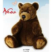 Venturelli - Peluche Big Ben Orso Grizzly Medio