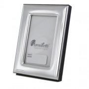 mini cornice camilletti in argento e legno 6 x 8 cm