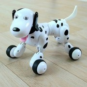 Tuzech REALISTIC Remote Control 72 in 1 Smart Dog Toy