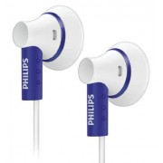 Philips SHE3000PP Auriculares in-ear, purple, blanco